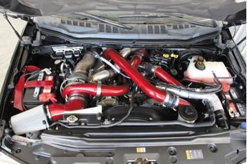DieselTruckengine